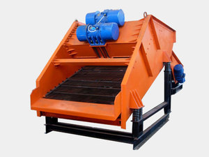 ZZS series base-type vibrating screen