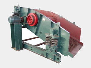 YA series circular vibrating screen.