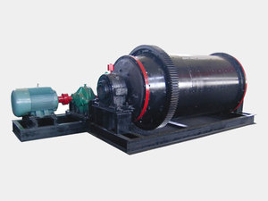 GZM series conical ball mill